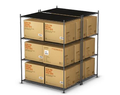 Como funciona o sistema de armazenagem de móveis Costa da Caparica